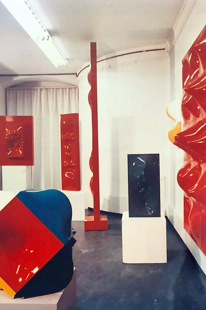 Ausstellung Walter Vögeli Künstlerhaus Postgasse